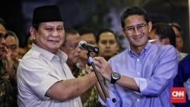 Sidang Putusan MK: Prabowo-Sandi Miskin Bukti Kaya Narasi