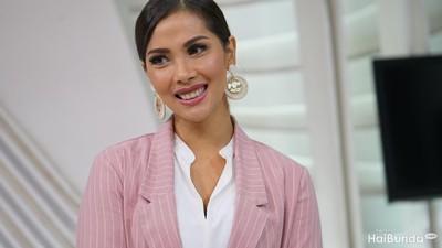 Cerita Nadia Mulya Selalu Didukung Suami dalam Urusan Karier