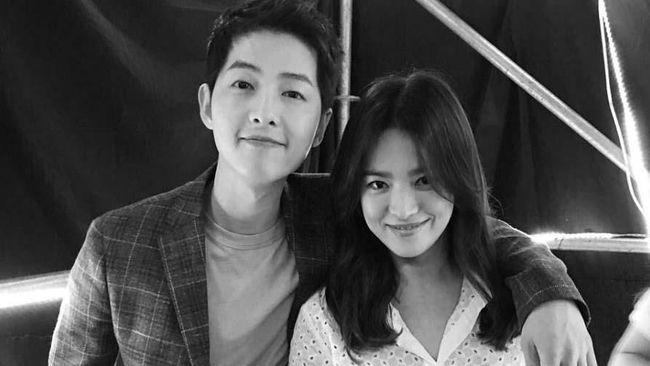 Kisah cinta Song Joong-ki dan Song Hye-kyo sempat menjadi perhatian publik, terutama pecinta drama Korea, Drakor, atau K-Drama Descendants of the Sun