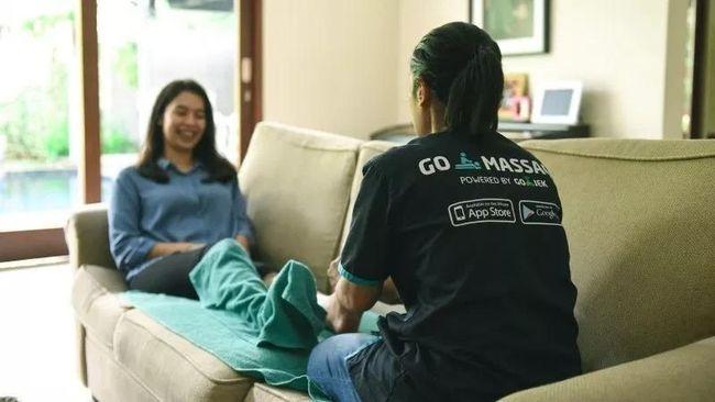 Mitra Go-Life yang mencakup Go-Clean dan Go-Massage, menyumbang kontribusi sebesar Rp46 miliar ke dalam perekonomian Kota Bandung.