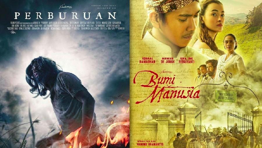 Mengapa Film 'Bumi Manusia' dan 'Perburuan' Tayang Bersamaan?