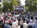 Kemhan Sediakan Air Wudu untuk Massa Kawal Sidang Putusan MK