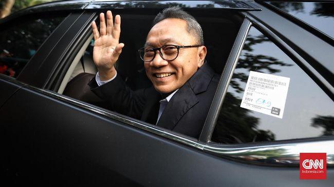 Ketua MPR Zulkifli Hasan menilai bisa saja Indonesia seperti Brasil nantinya yang memindahkan ibu kota negara lebih dari sekali demi pemerataan ekonomi.