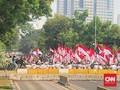 Polisi Cegat 11 Remaja Tangerang yang Akan Ikuti Aksi di MK