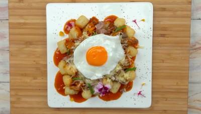 Resep Barbeque Tots, Hidangan Imut Si Kecil Dijamin Suka