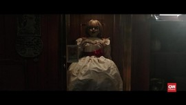VIDEO: 'Annabelle 3' Bakal Hantui 'Toy Story 4' di Box Office