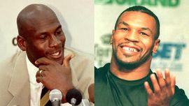 Rivalitas Mike Tyson vs Michael Jordan