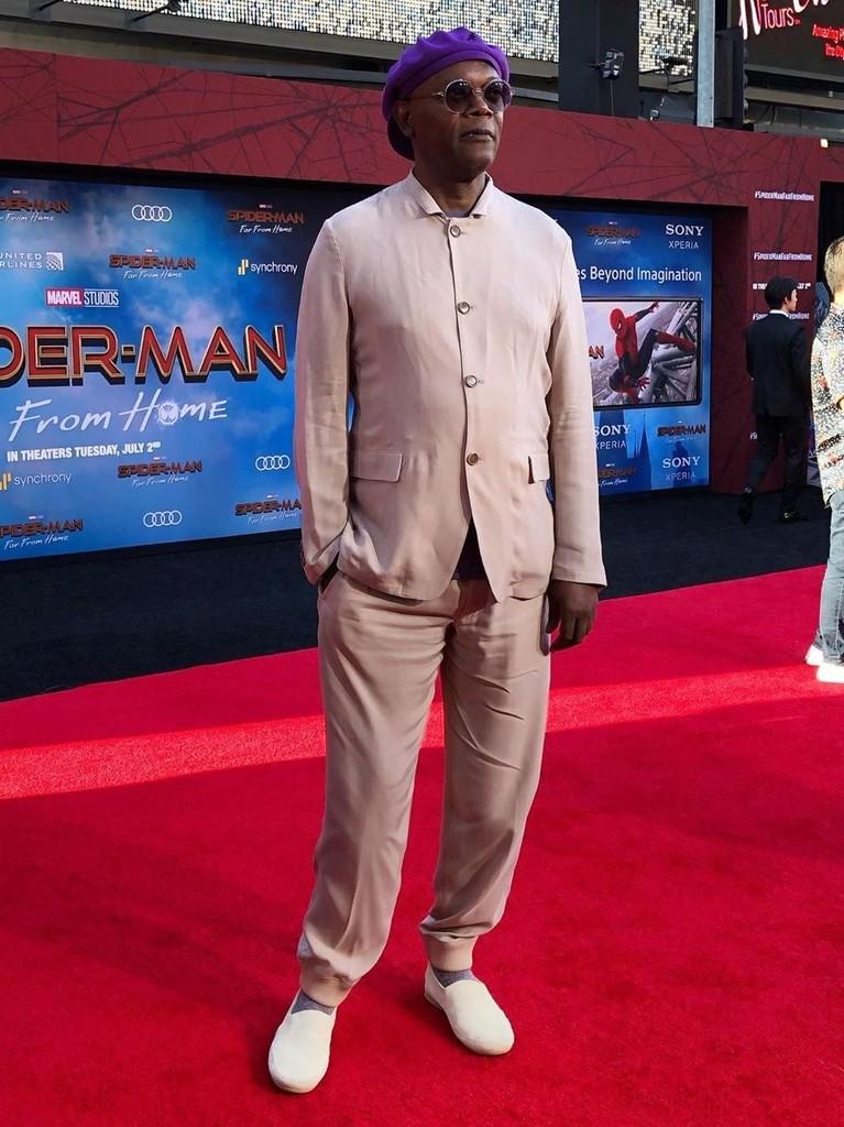 Premiere film SpiderMan: Far From Home baru saja berlangsung pada Kamis (27/6) di Hollywood Walk of Fame, Los Angeles, Amerika. Seperti apa potretnya?