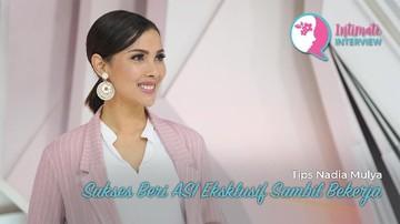 Tips Nadia Mulya Sukses Beri ASI Eksklusif Sambil Bekerja