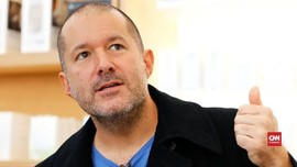 VIDEO: Jony Ive, 'Otak' di Balik Desain Ikonik iPhone