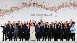 Melihat 'Taji' Indonesia di Antara Negara Raksasa G20