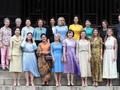Satu Pria Jadi Pemanis Foto Grup Ibu Negara Anggota G20