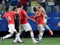 Dua Gol Dianulir, Chile Kalahkan Kolombia Lewat Adu Penalti