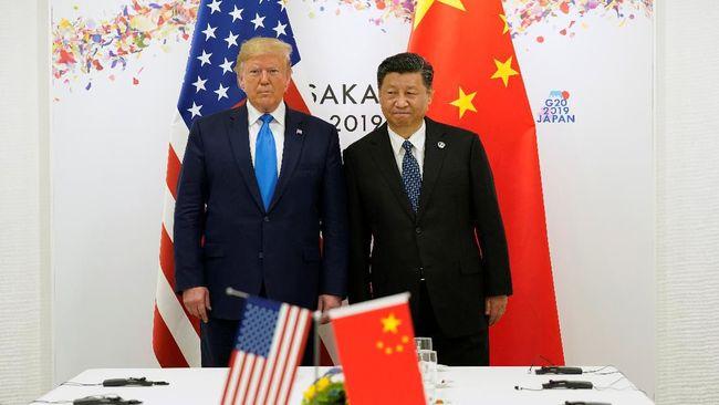 Presiden China, Xi Jinping, mendesak Presiden Donald Trump secara bertahap meringankan sanksi Amerika Serikat atas Korea Utara.