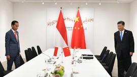 RI-China Perkuat Kerja Sama Pembangunan dan Maritim