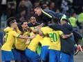 Jadwal Brasil vs Argentina di Semifinal Copa America 2019