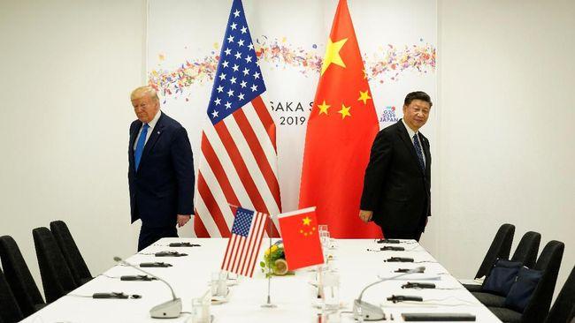 China dan Amerika Serikat (AS) mulai memberlakukan tarif tambahan terhadap produk impor masing-masing mulai 1 September 2019.