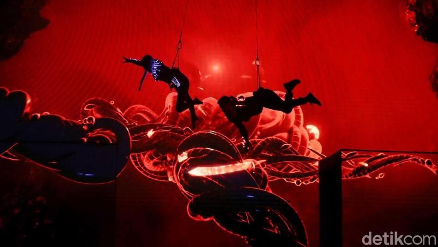 Nikmati IFly Indoor Skydiving, Sensasi Terbang Tanpa Sayap