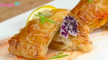 Resep Pastry Isi Mi Pedas, Camilan Hot yang Mengenyangkan