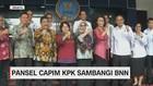VIDEO: Panitia Seleksi Calon Pimpinan KPK Sambangi BNN