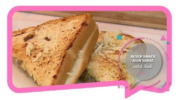 Resep Snack Asin Sehat untuk Anak
