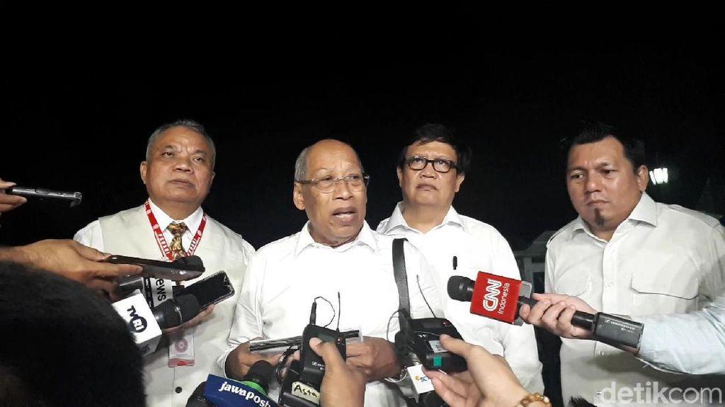 Tim Hukum 01 Usul Sosialisasi Putusan MK ke Jokowi