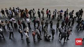 Bahaya Deflasi, Gelombang Tinggi Pengangguran Mengintai