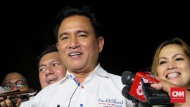 PKS-PPP Bertemu, Yusril Dukung Koalisi Partai Islam di 2024