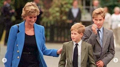 Penghormatan Spesial Harry & Meghan untuk Mendiang Putri Diana