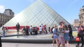 VIDEO: Museum Louvre Didemo Terkait Dana Jutawan Sackler