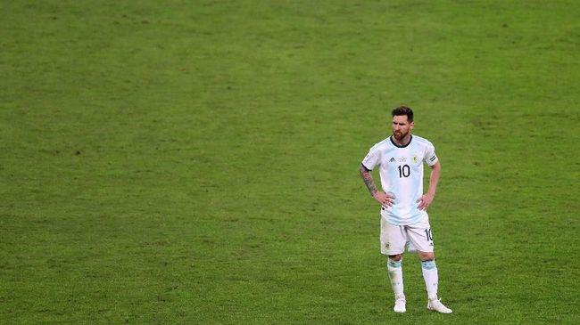 Pengadilan Arbitrase Olahraga (CAS) menolak banding Presiden Asosiasi Sepak bola Palestina Jibril Rajoub yang terkait dengan Lionel Messi.