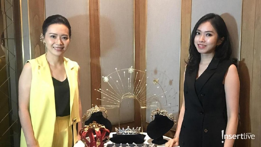 Le Ciel Design Harumkan Nama Indonesia di Dunia Perhiasan Internasional