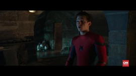 VIDEO: Alasan Tom Holland Dicintai sebagai 'Spider-Man'