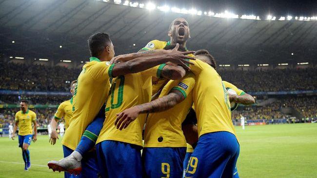 Brasil dan bintang sepak bola adalah dua hal yang lekat, namun kini Tim Samba berpeluang meraih gelar juara lagi tanpa nama yang kelewat kesohor.