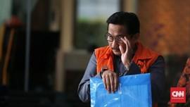 Terdakwa Suap Bowo Sidik Minta Hakim Tak Cabut Hak Politik