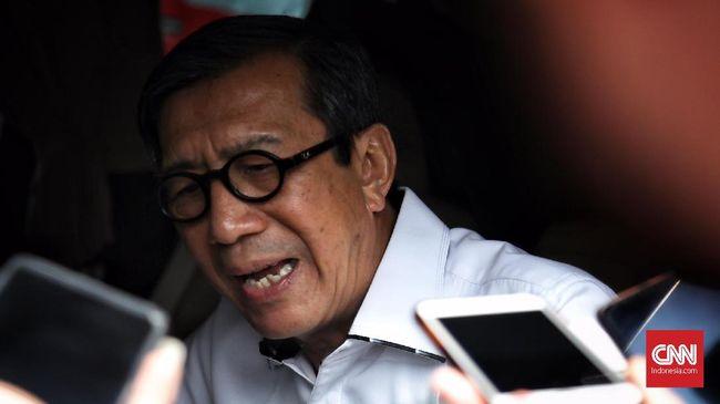 Kemendagri menggelar rapat mediasi untuk mengurai konflik lahan yang melibatkan Wali Kota Tangerang dan Menkumham. Yasonna Laoly diwakili Sekjen Kemenkumham.