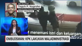 VIDEO: Ombudsman: KPK Lakukan Maladministrasi