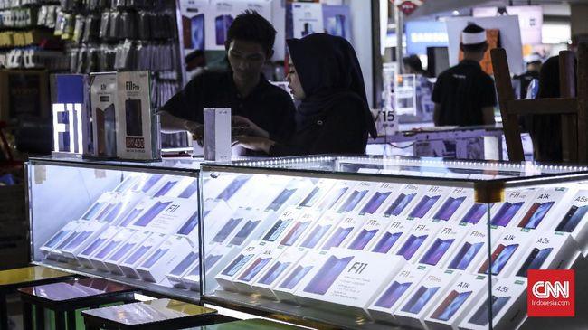 Oppo Sebut IMEI untuk Terapi Kejut Pasar Ponsel Ilegal