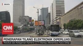 VIDEO: Penerapan Tilang Elektronik Diperluas