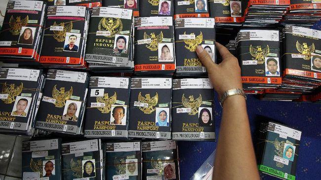 Imigrasi sediakan gerai pelayanan paspor akhir pekan di Plaza Semanggi dan enam gerai di Lippo Cikarang.