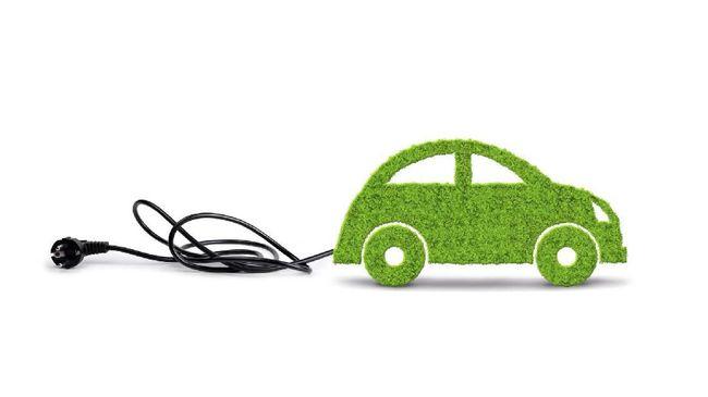 Ilustrasi mobil listrik. (Istockphoto/vencavolrab)