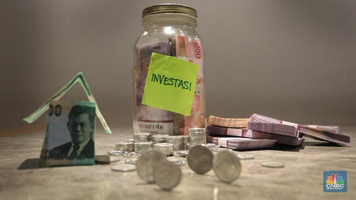 Foto: Ilustrasi Investasi (CNBC Indonesia/Muhammad Sabki)
