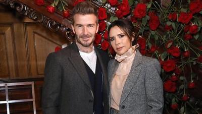 Kunci Langgeng 20 Tahun Pernikahan Victoria & David Beckham