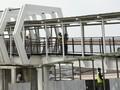 Atap JPO Sudirman Dibuka Tuai Kritik dari Anggota DPRD DKI