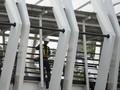Polisi Selidiki Vandalisme di JPO Gelora Bung Karno