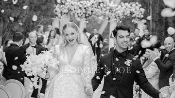 6 Momen Romantis Joe Jonas dan Sophie Turner