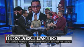 VIDEO: Sengkarut Kursi Wagub DKI (3/3)