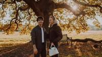 Penyanyi dan anggota Jonas Brothers, Joe Jonas dan pemeran Sansa Stark di GOT (Game of Thrones), Sophie Turner merayakan resepsi pernikahannya di Prancis. (Foto: Instagram @joejonas)
