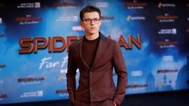FOTO: Asa Segar dalam 'Spider-Man: Far From Home'