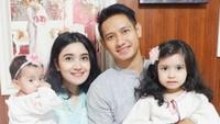 <p>Dari pernikahannya, mereka dikaruniai dua orang putri yang diberi nama Mirielle dan Alodie. (Foto: Instagram @lianfirman)</p>